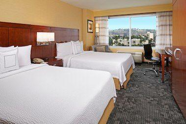 Courtyard by Marriott San Diego Mission Valley/Hotel Circle image 4