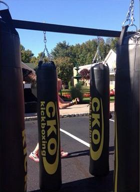 CKO Kickboxing Middletown - ad image