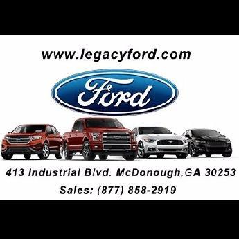 Legacy Ford