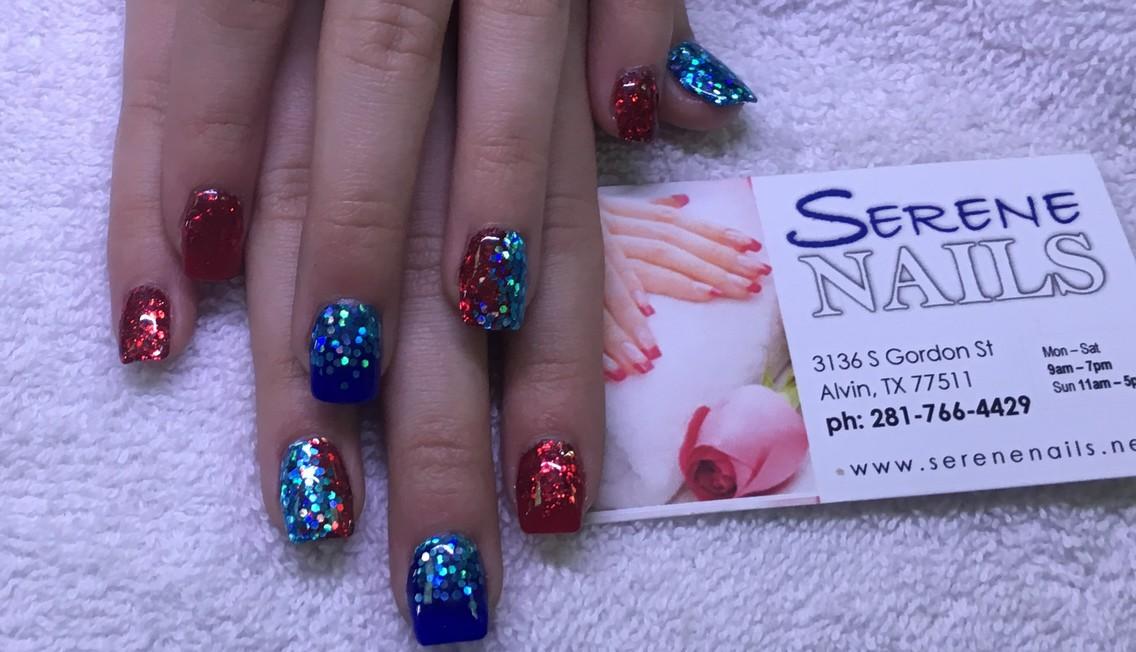 Serene Nails image 86