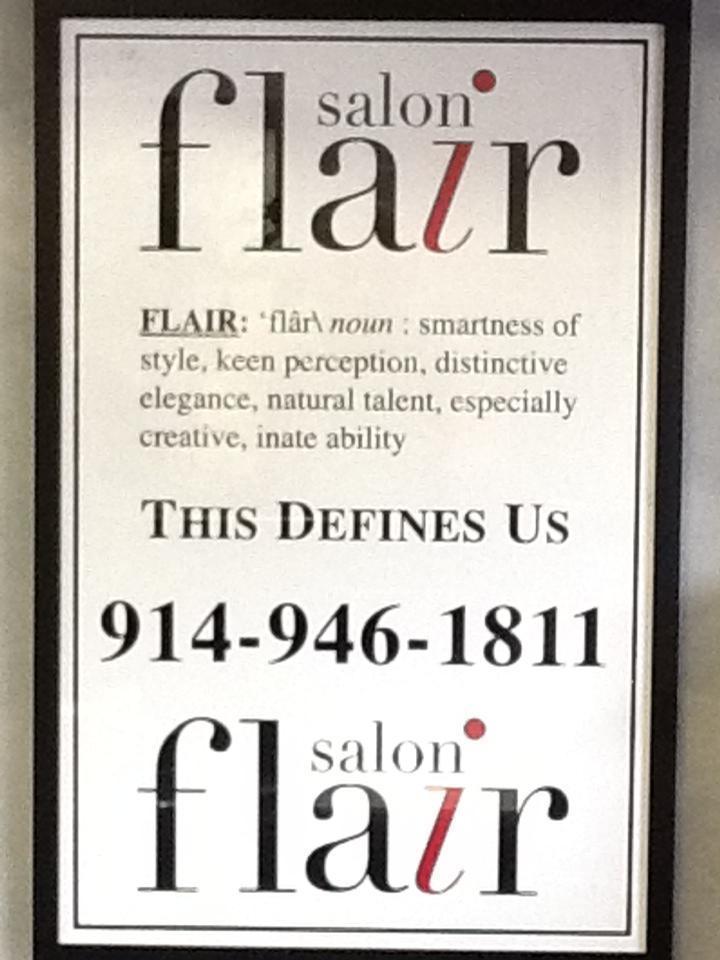 Salon Flair At 193 E Post Rd White Plains Ny On Fave