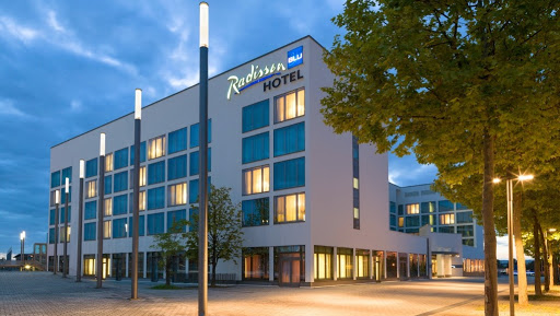 Bild der Radisson Blu Hotel, Hannover