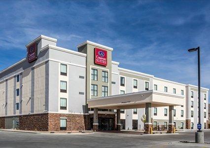 Comfort Suites Las Cruces I - 25 North image 0