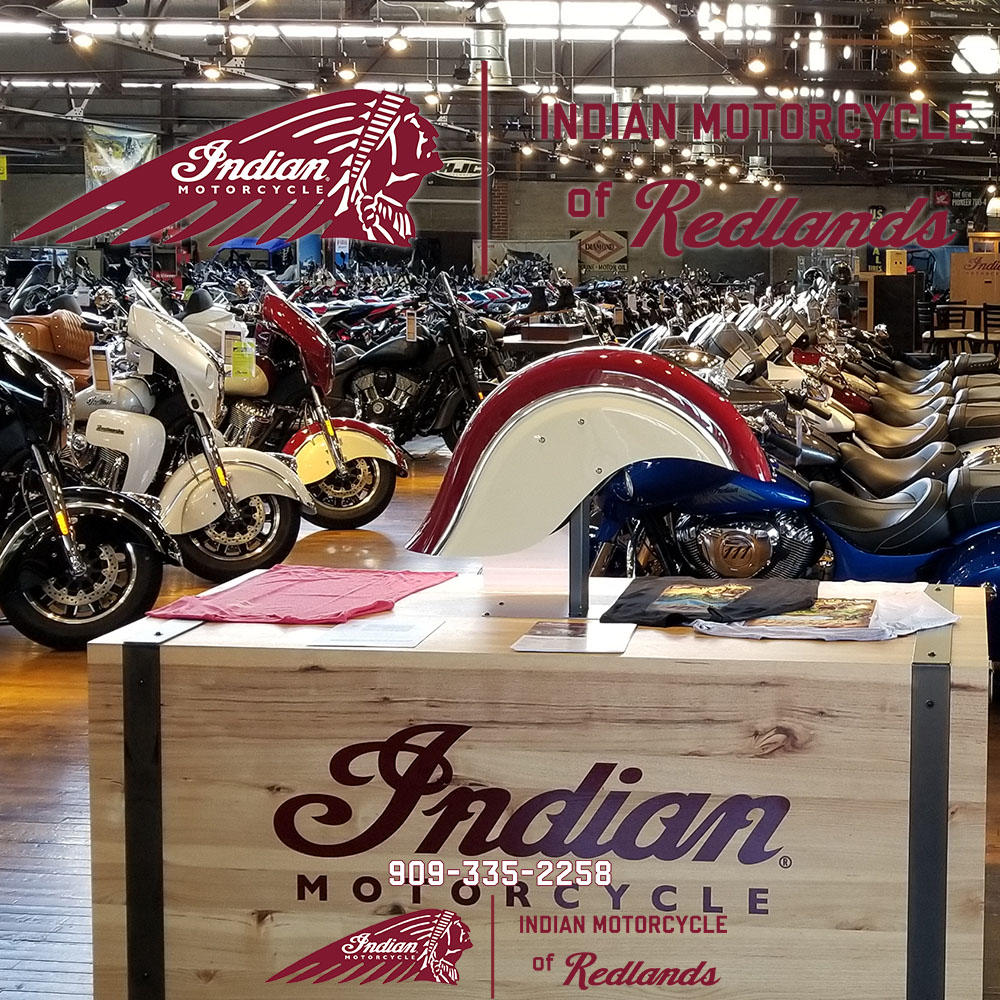INDIAN MOTORCYCLE REDLANDS image 1