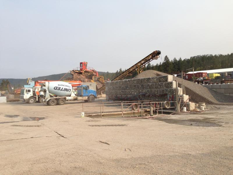 United Concrete & Gravel Ltd in Williams Lake