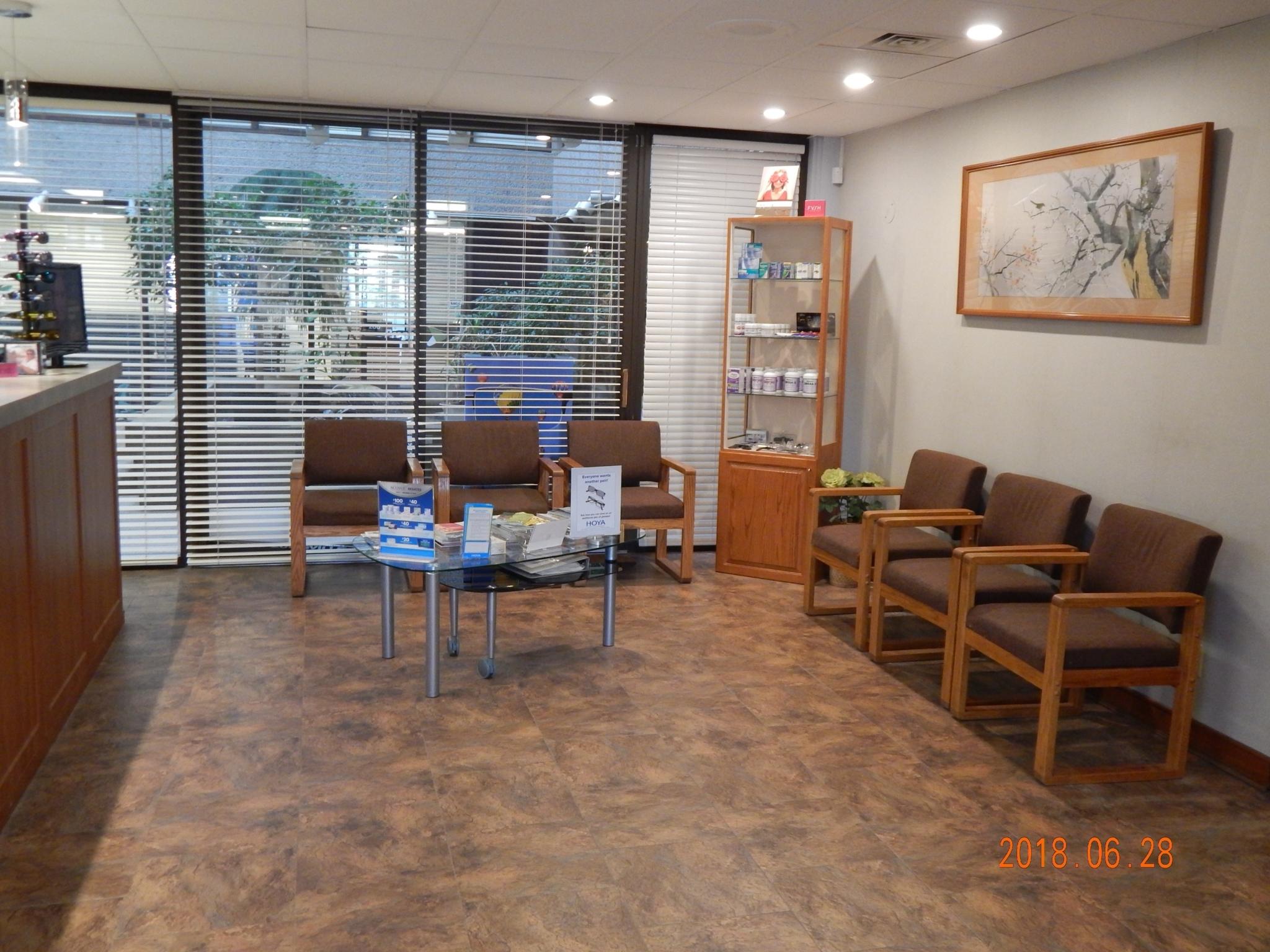 Takahashi Optometry Centre in Kamloops