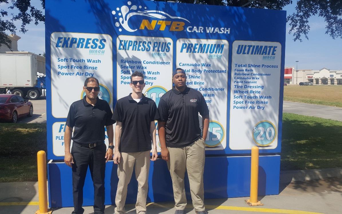 NTB Car Wash