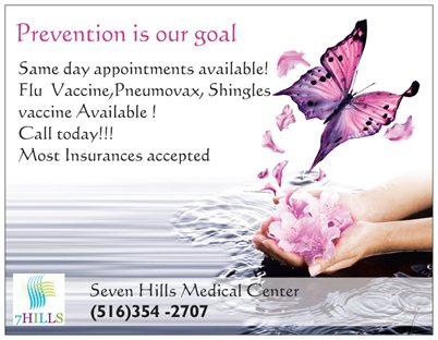 SEVEN HILLS MEDICAL CENTER - ad image