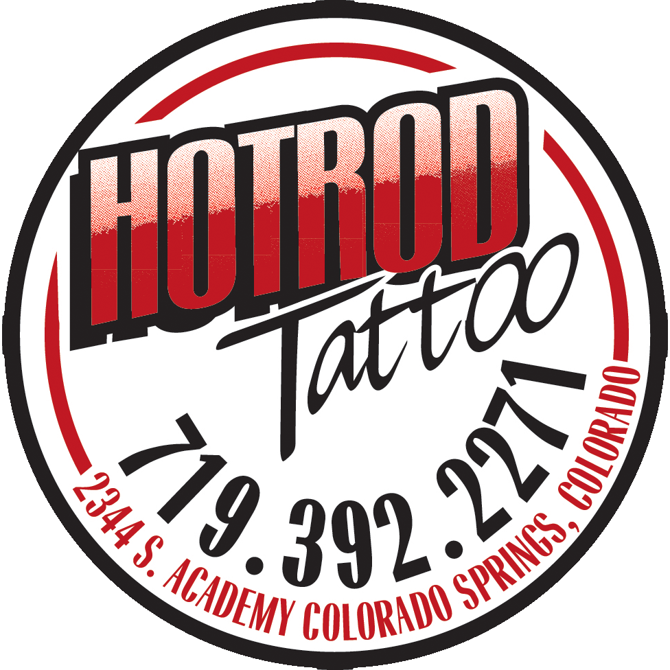 Hot rod tattoos and body piercing body piercing shop for Tattoo shops in colorado springs
