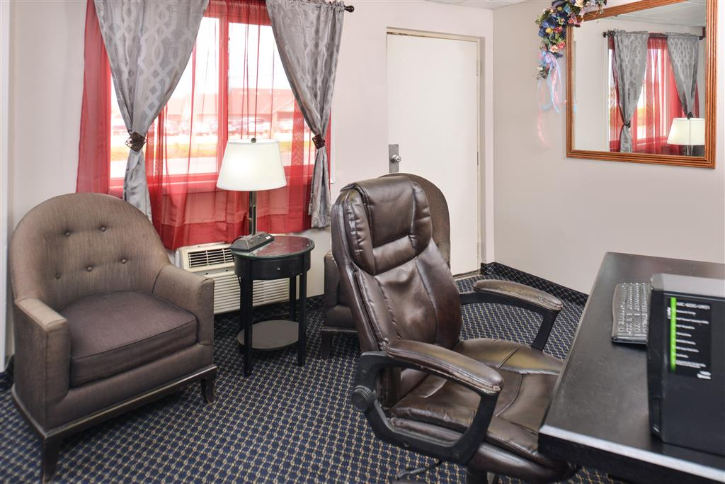 Americas Best Value Inn & Suites Grand Island image 21