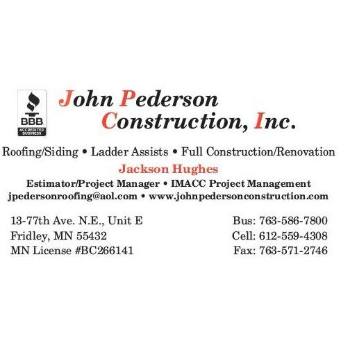 John Pederson Construction