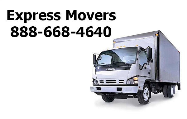 Express Moving & Storage USA image 0