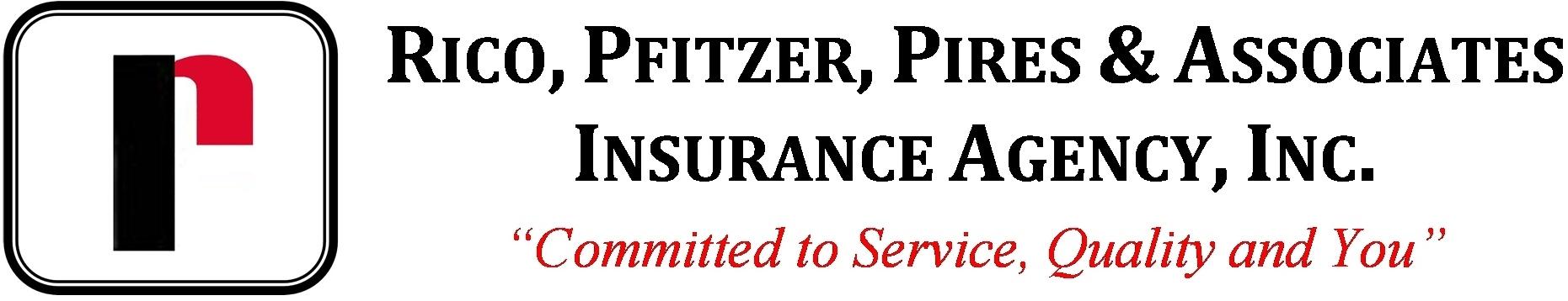 Rico, Pfitzer, Pires & Associates Insurance Agency - ad image