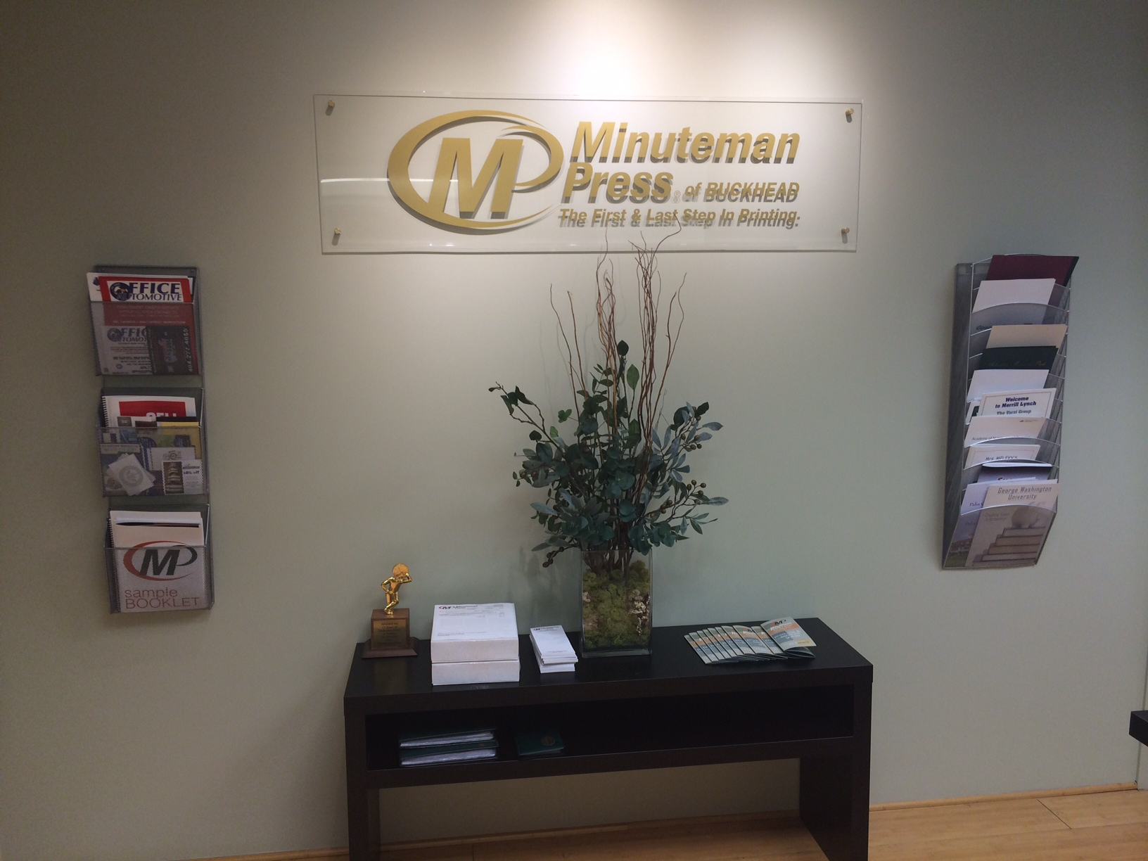 Minuteman Press of Buckhead image 0