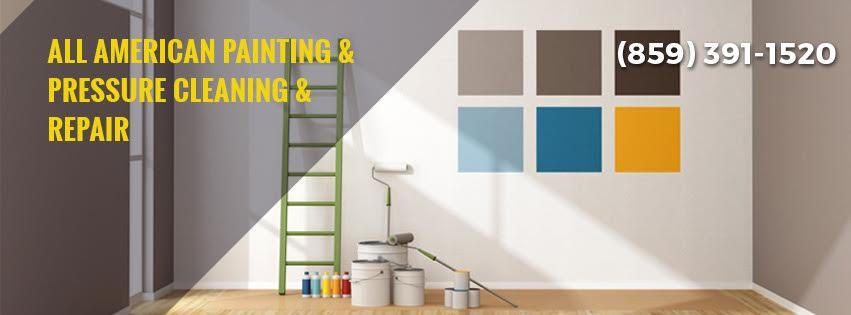 All American Painting & Pressure Cleaning image 1