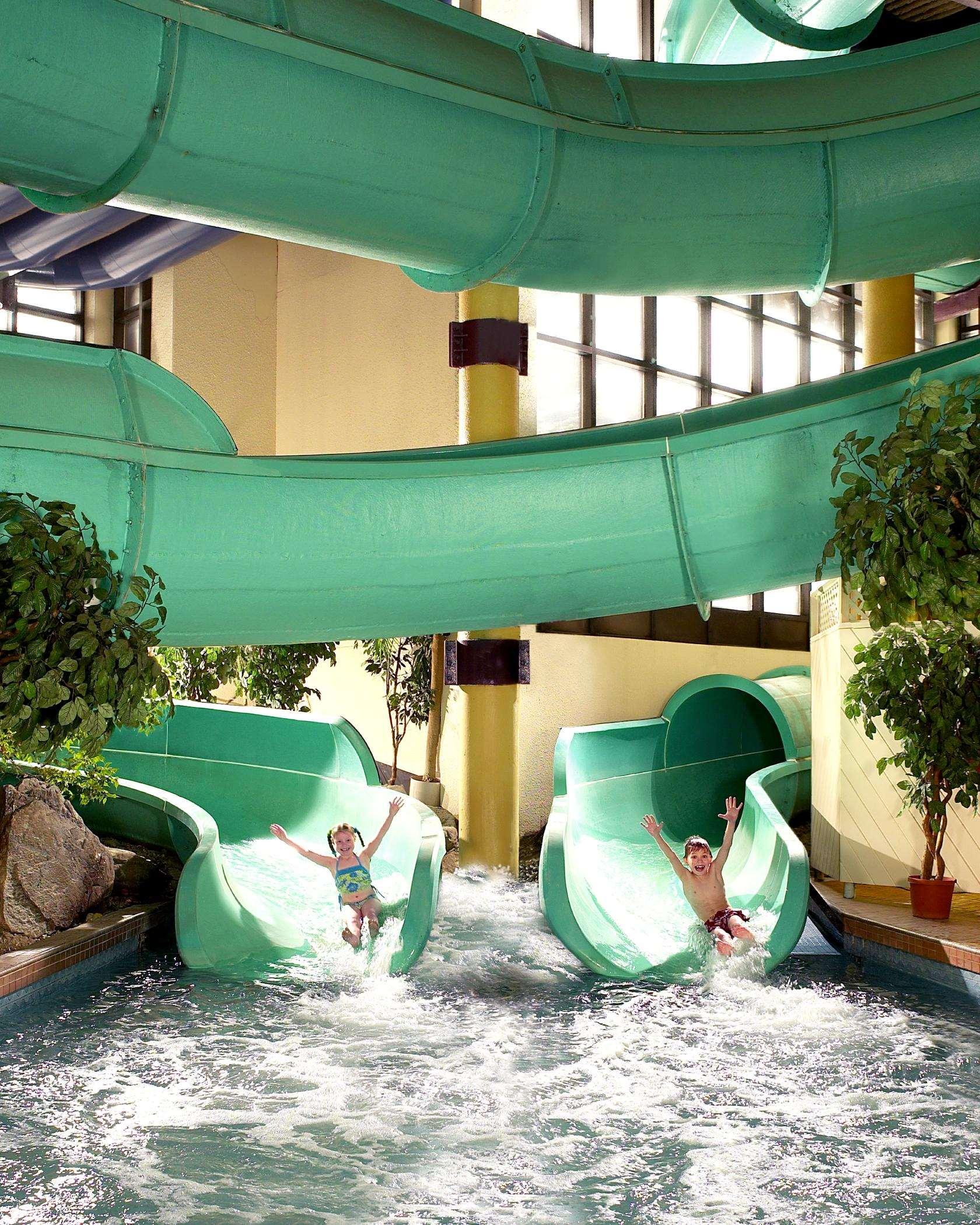 Sheraton Cavalier Calgary Hotel in Calgary: Oasis Giant Waterpark