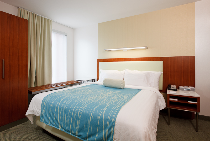SpringHill Suites Salt Lake City Airport - ad image