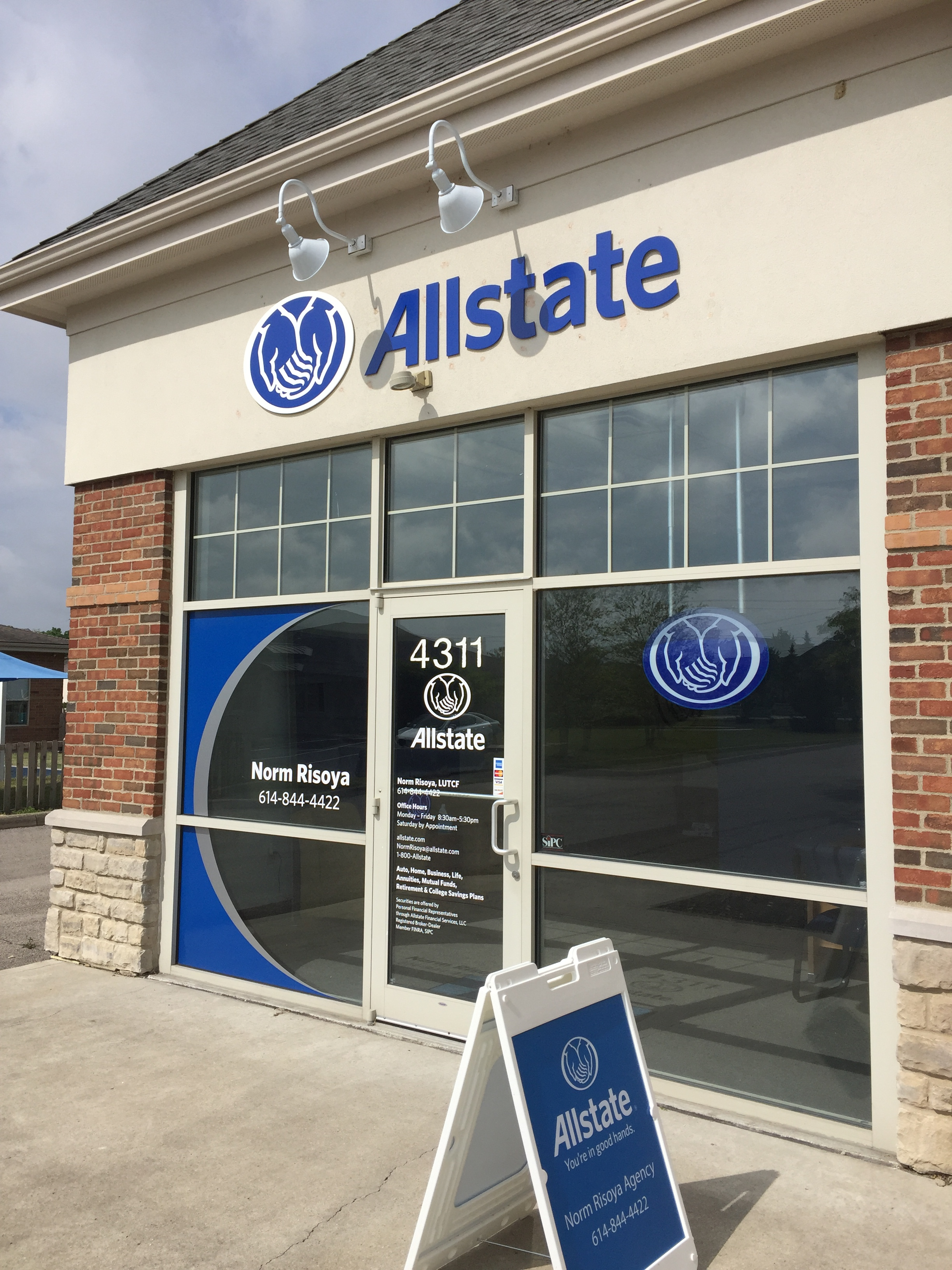Allstate Insurance Agent: Norman Risoya image 0