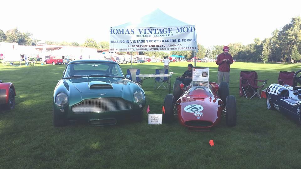 Thomas Vintage Motors