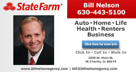 Bill Nelson - State Farm Insurance Agent in St. Charles, IL, photo #2