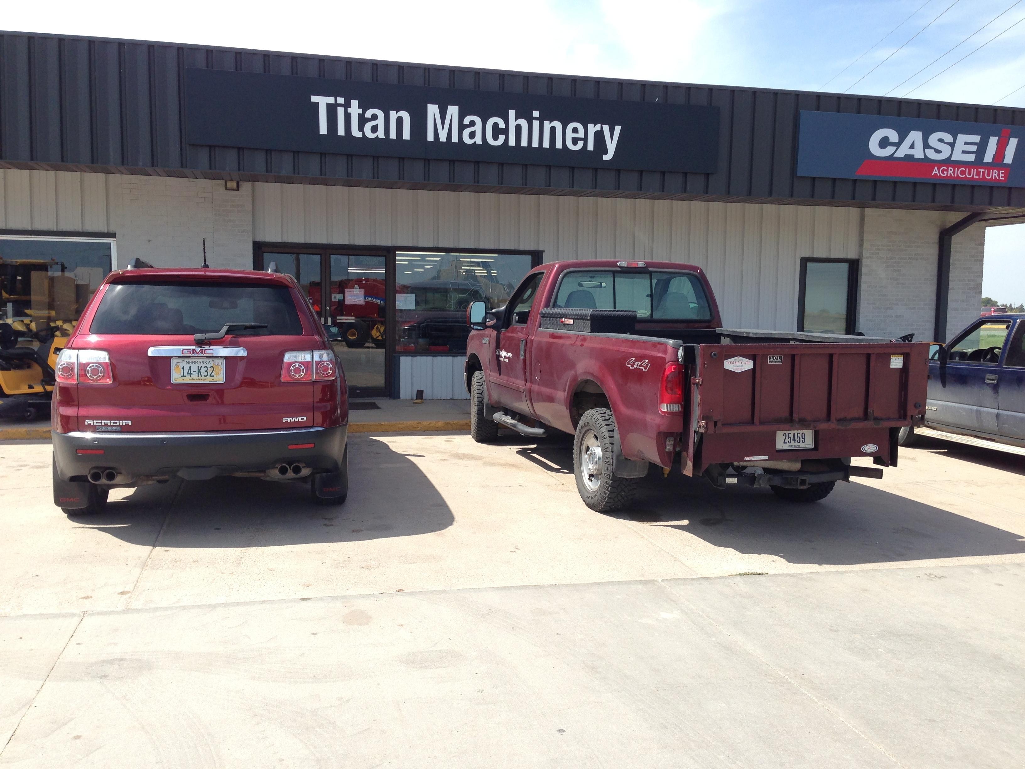 Titan Machinery image 0