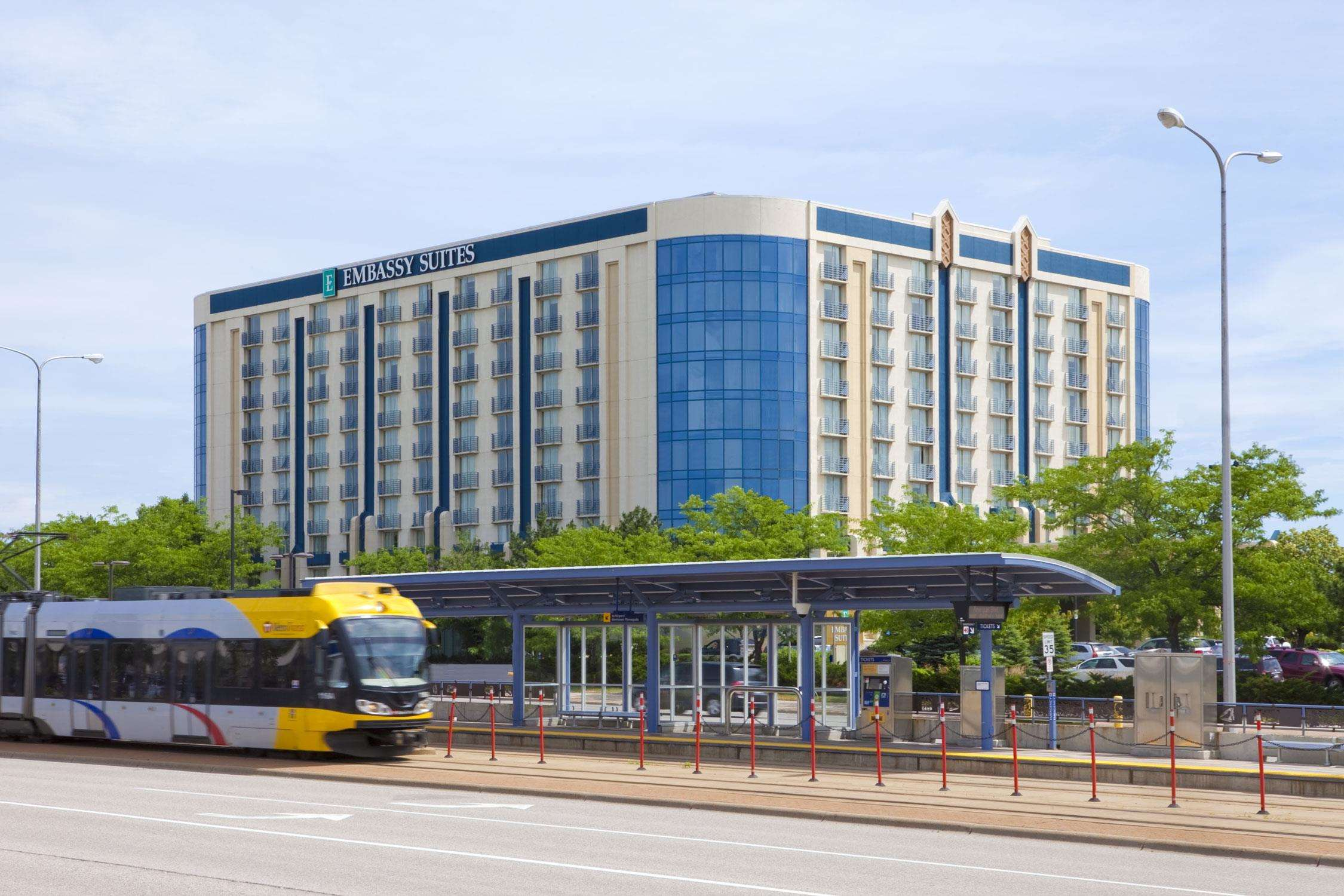 Embassy Suites by Hilton Minneapolis Airport image 0