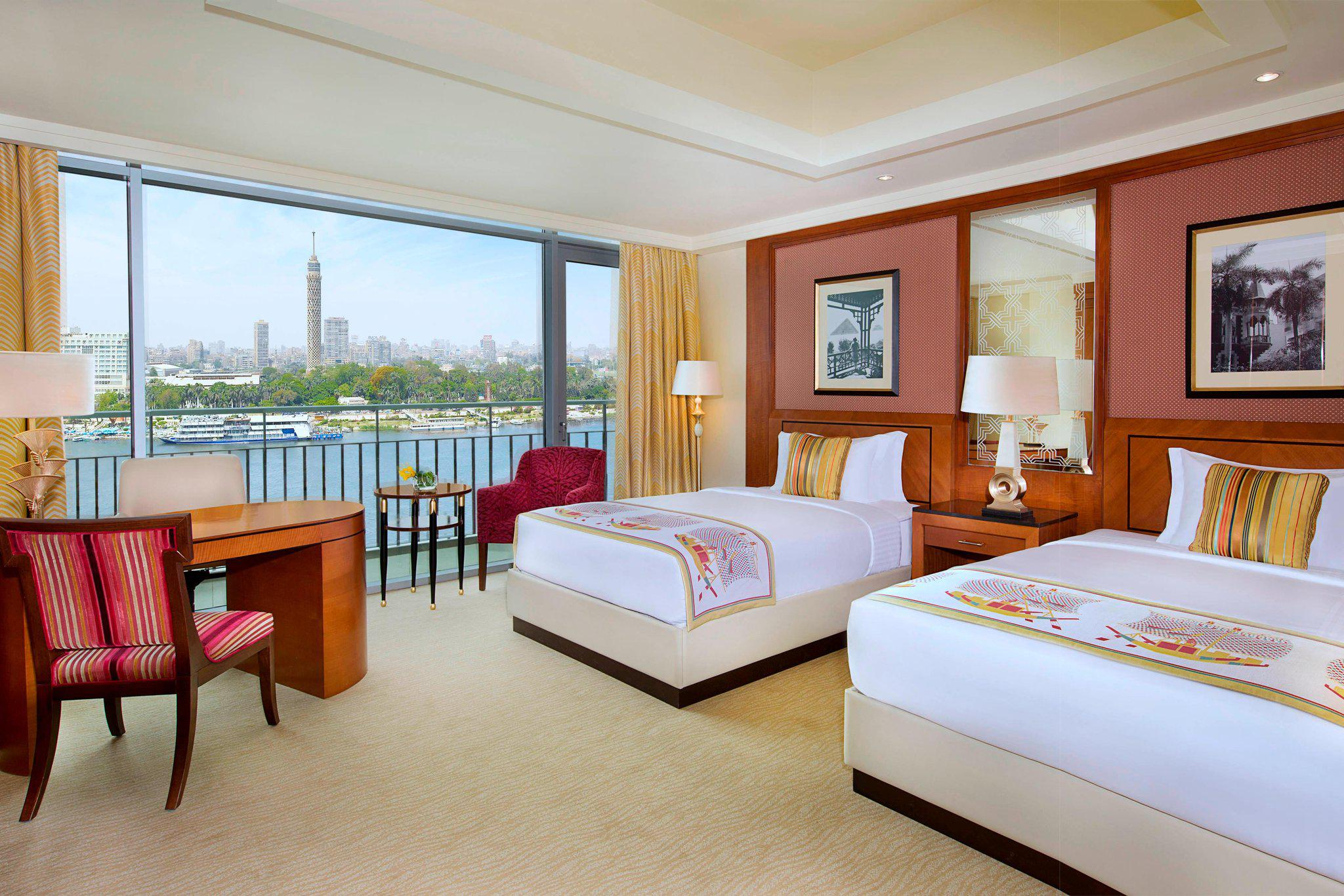 The Nile Ritz-Carlton, Cairo