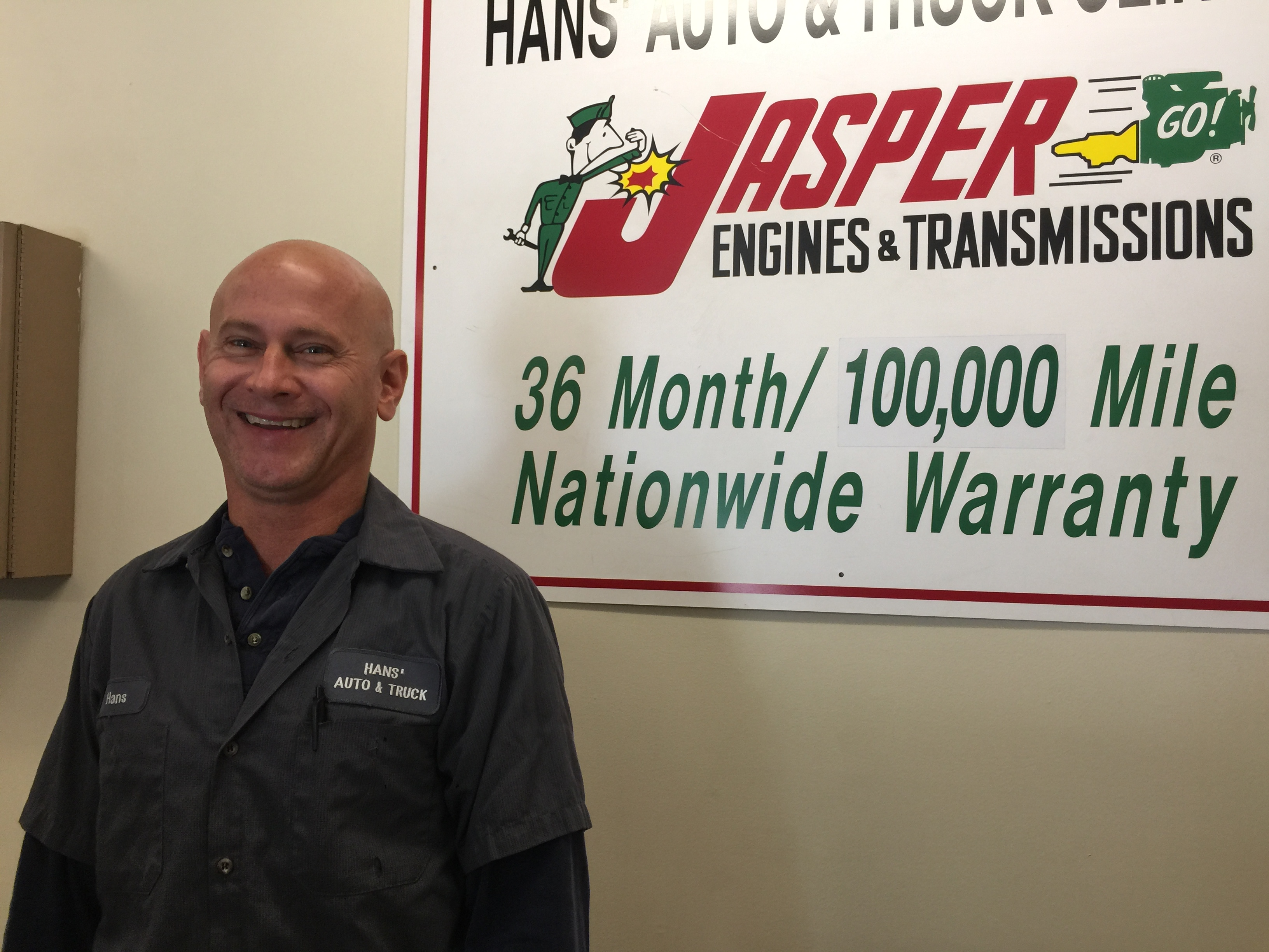 Hans' Auto & Truck Clinic image 1