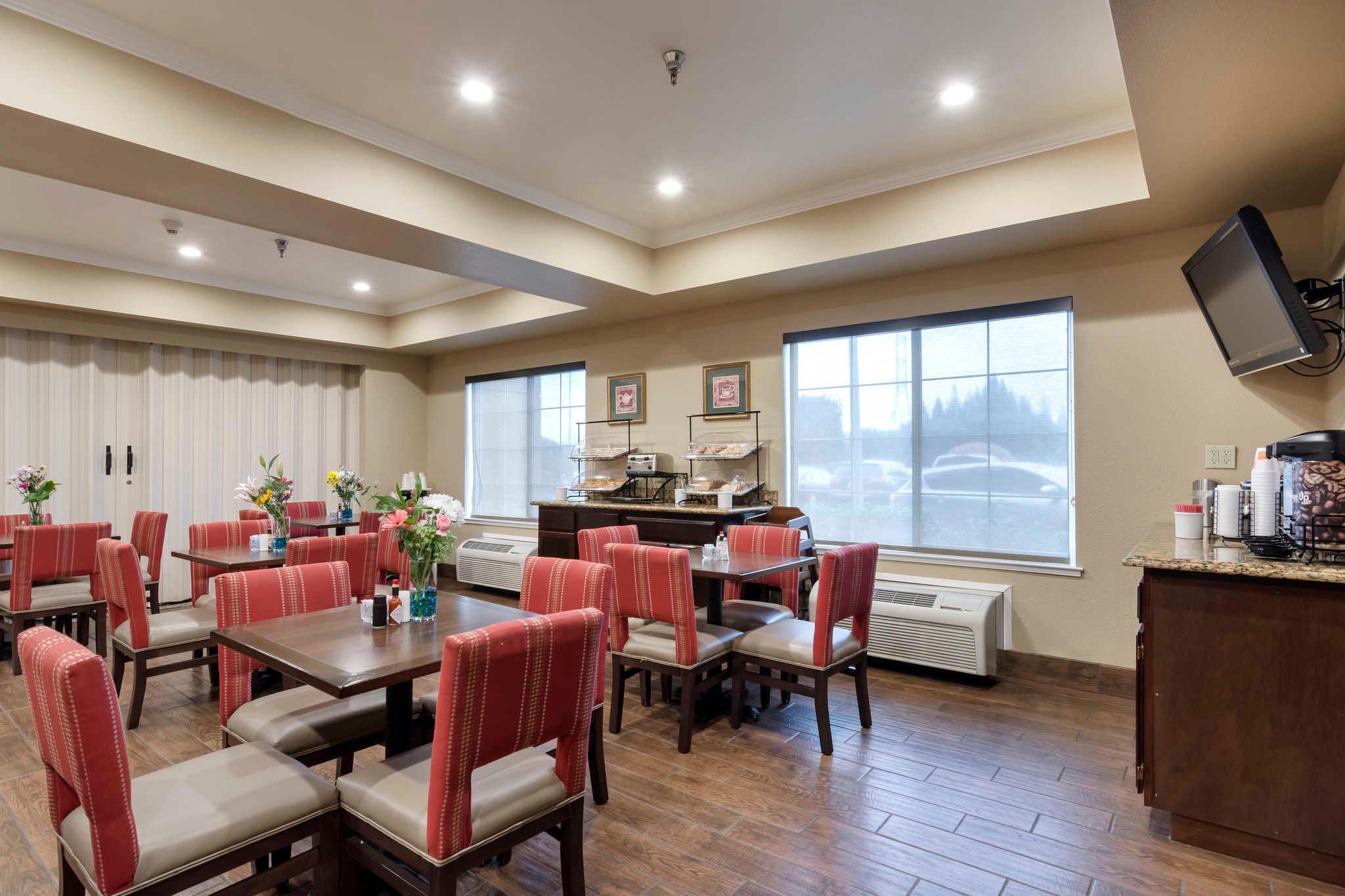Comfort Inn & Suites Sacramento - University Area image 28