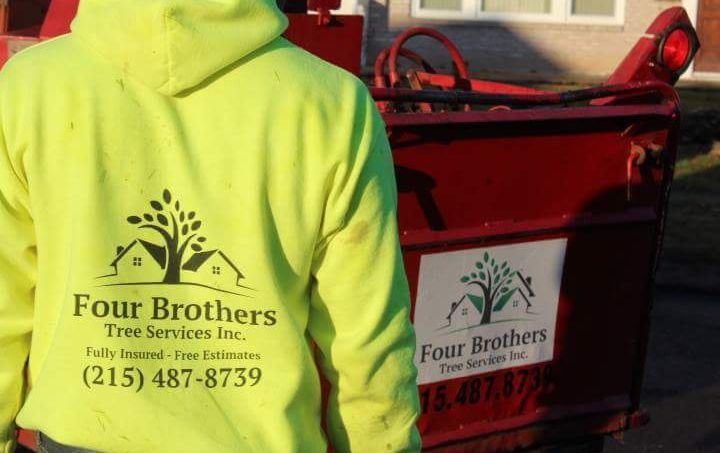 Four Brothers Tree Service Inc. image 20
