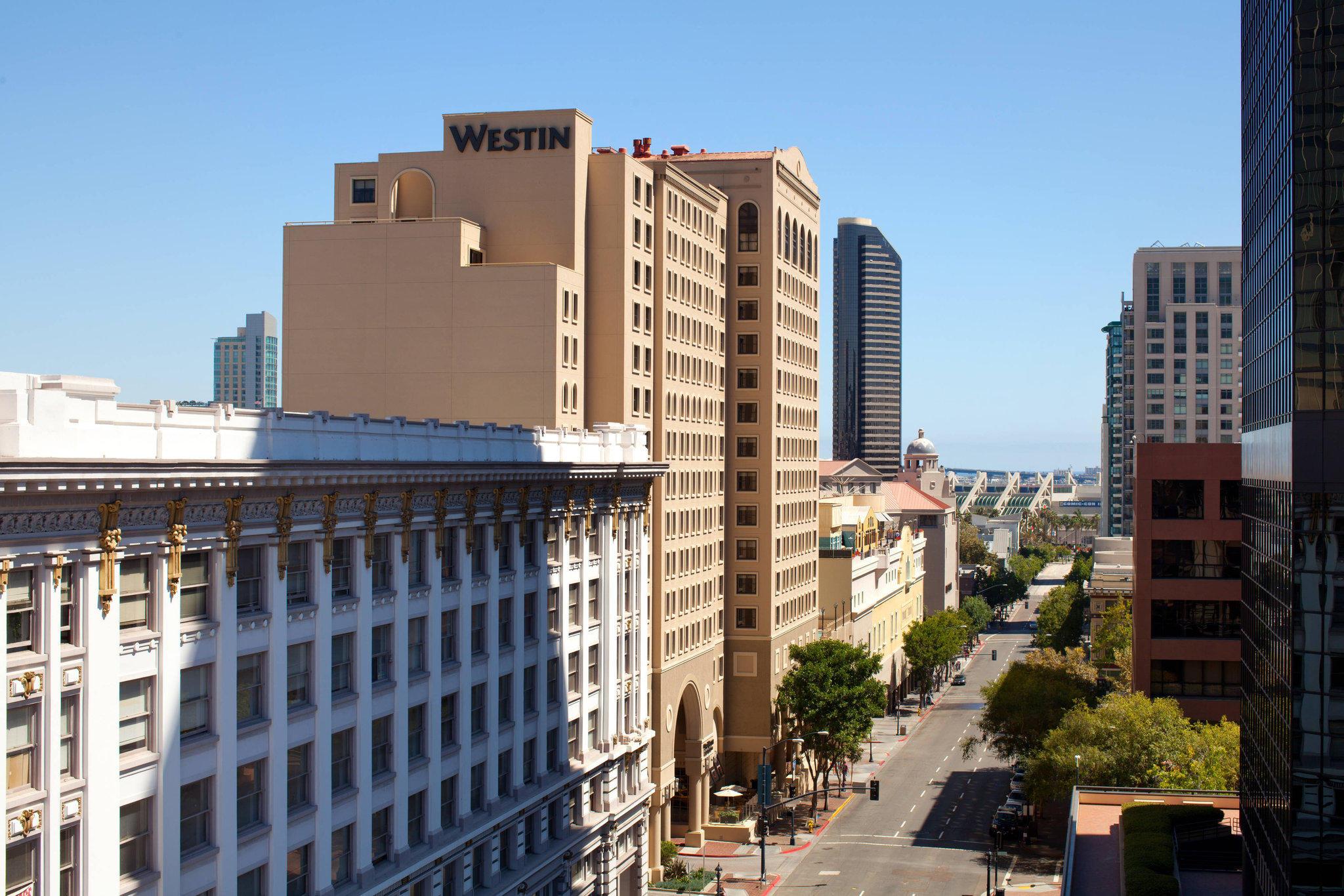 The Westin San Diego Gaslamp Quarter
