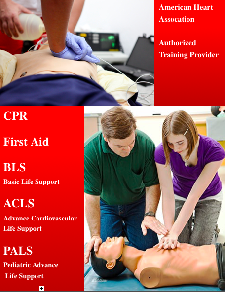 Healthforce CPR BLS ACLS PALS AHA Training center image 0