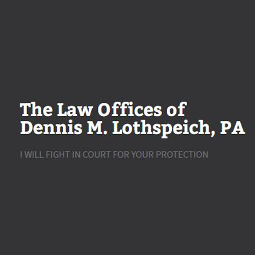The Law Offices Of Dennis M. Lothspeich, Pa