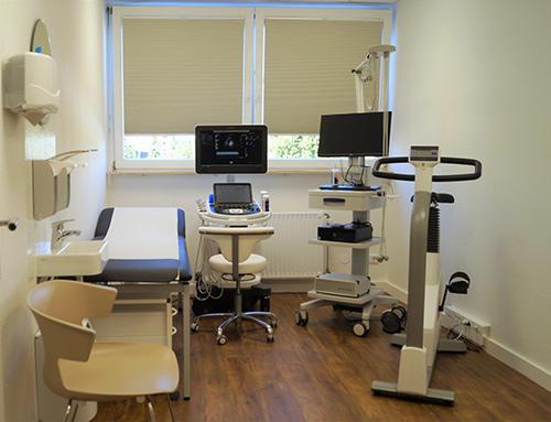 Bild der Kardiologie Arabatzis V. Facharzt für Kardiologie