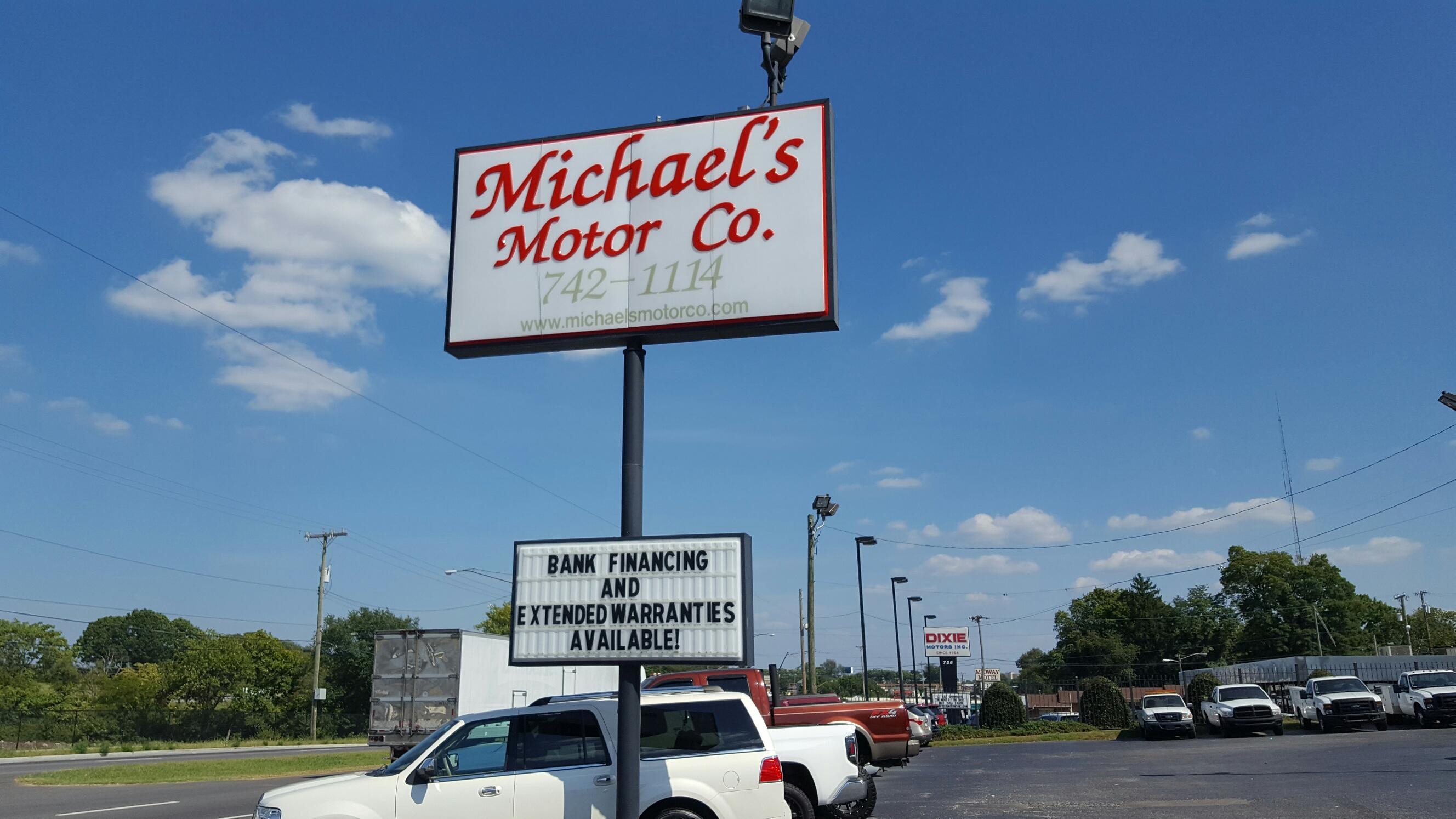 michael 39 s motor company 717 murfreesboro pike nashville
