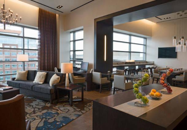 Buffalo Marriott HARBORCENTER image 13