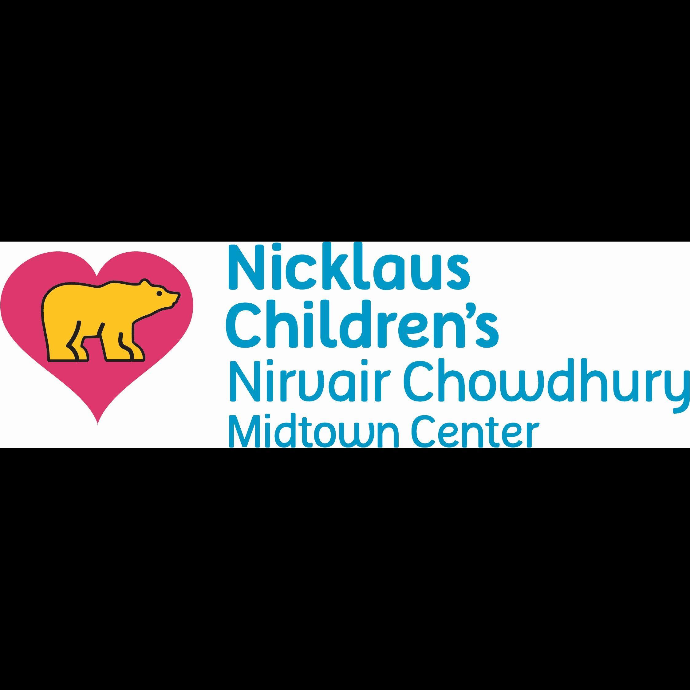 Nicklaus Children's Nirvair Chowdhury Midtown Center