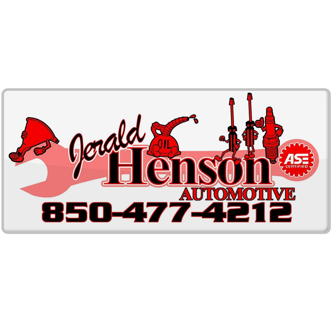 Jerald Henson Automotive, Inc