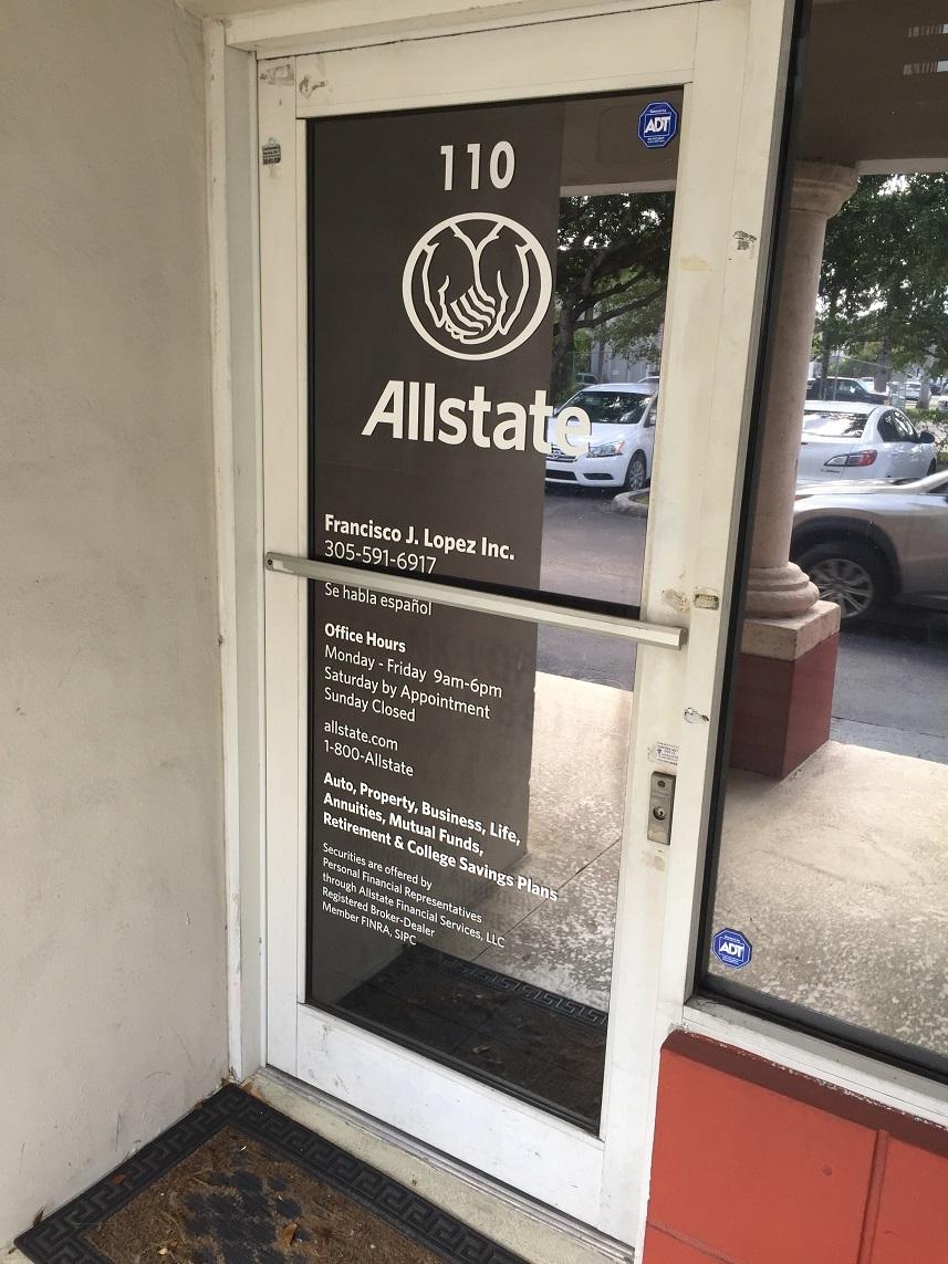 Allstate Insurance Agent: Francisco Lopez image 0