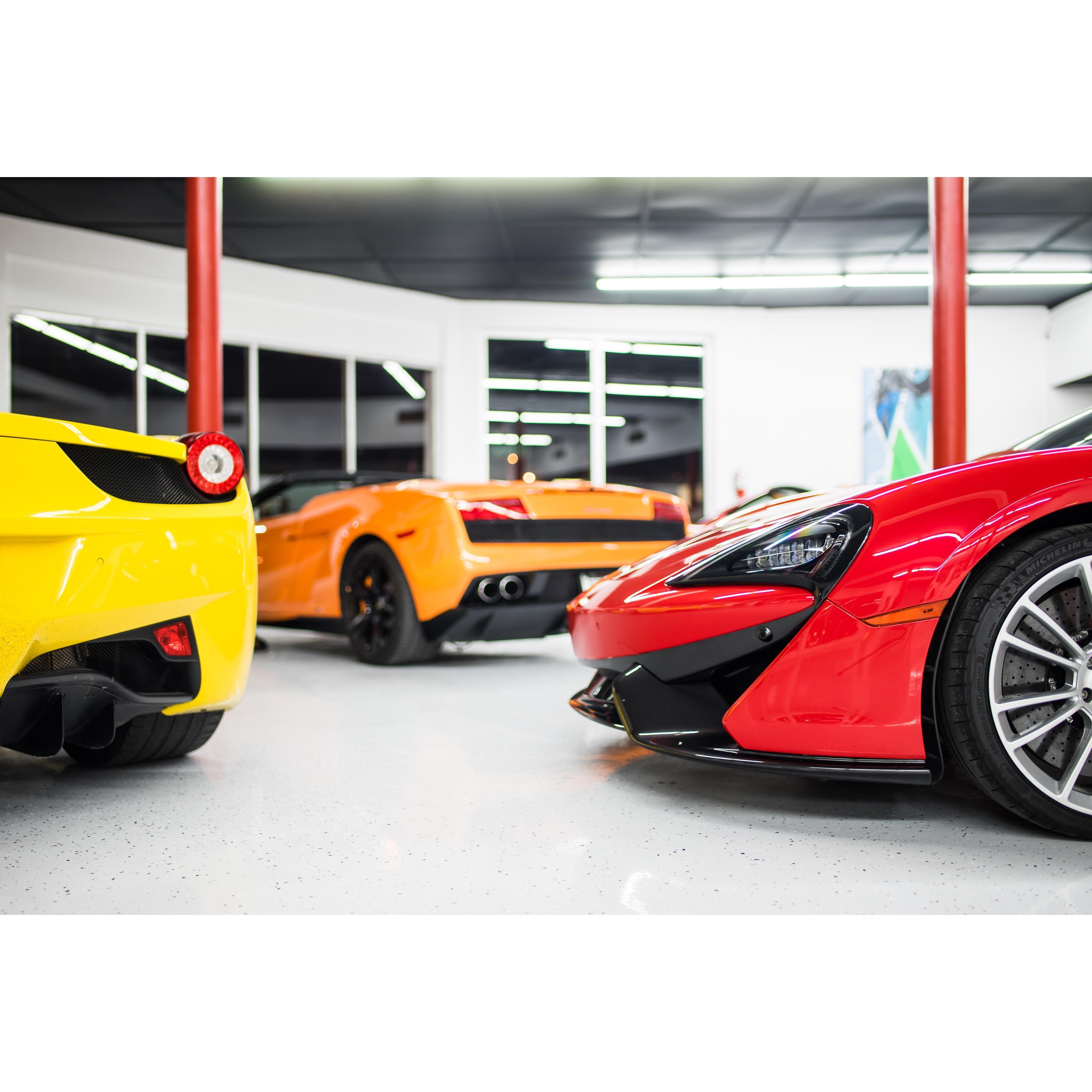MVP Exotic Car Rentals