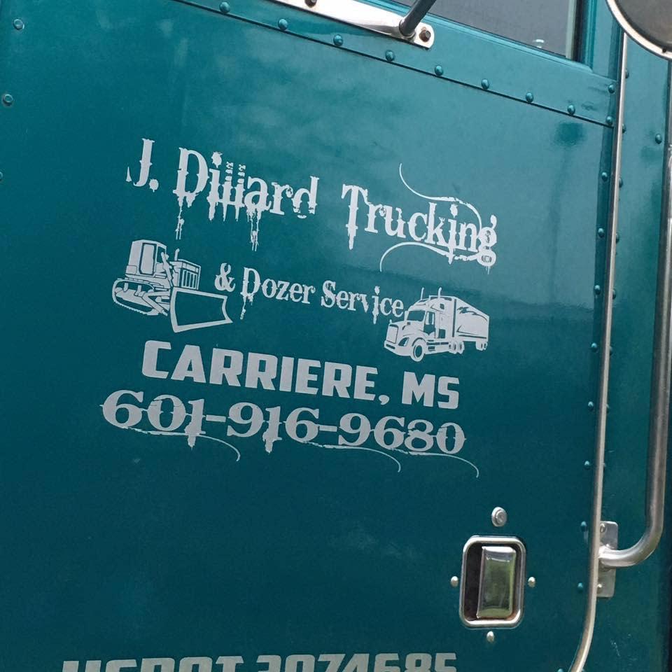 J Dillard's Trucking & Dozer Services image 1