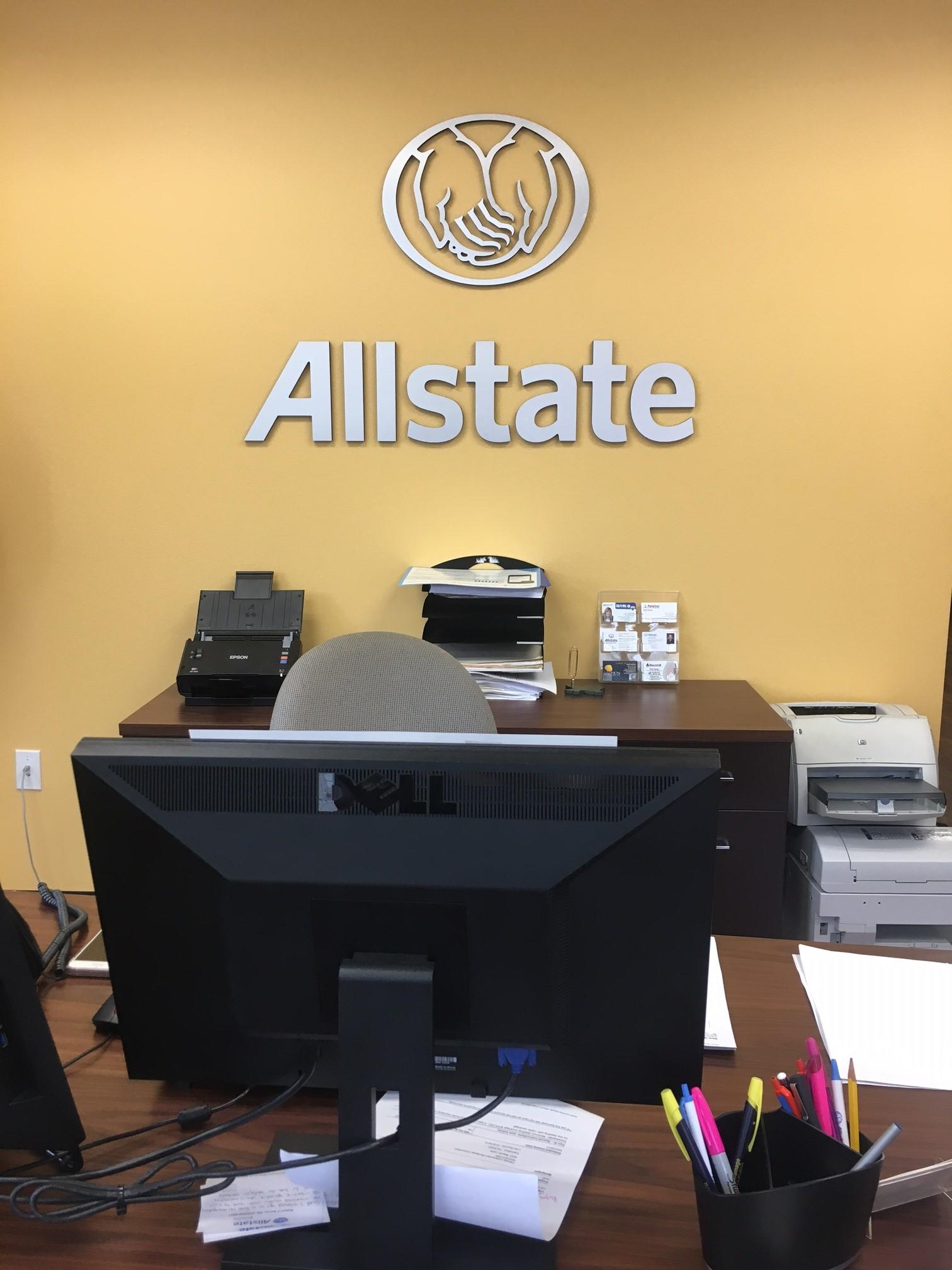 Hillary Gardiner: Allstate Insurance