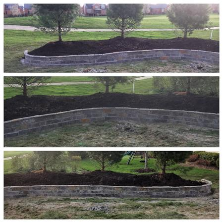 Chrizzo masonry and landscaping louisville kentucky for Landscaping rock louisville ky