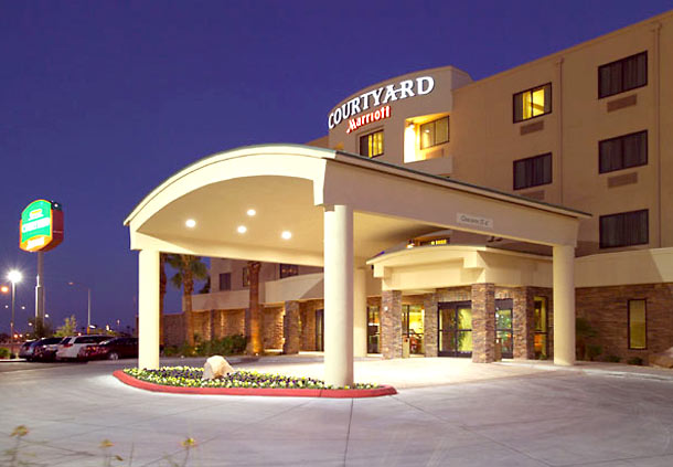Courtyard by Marriott Las Vegas South image 0