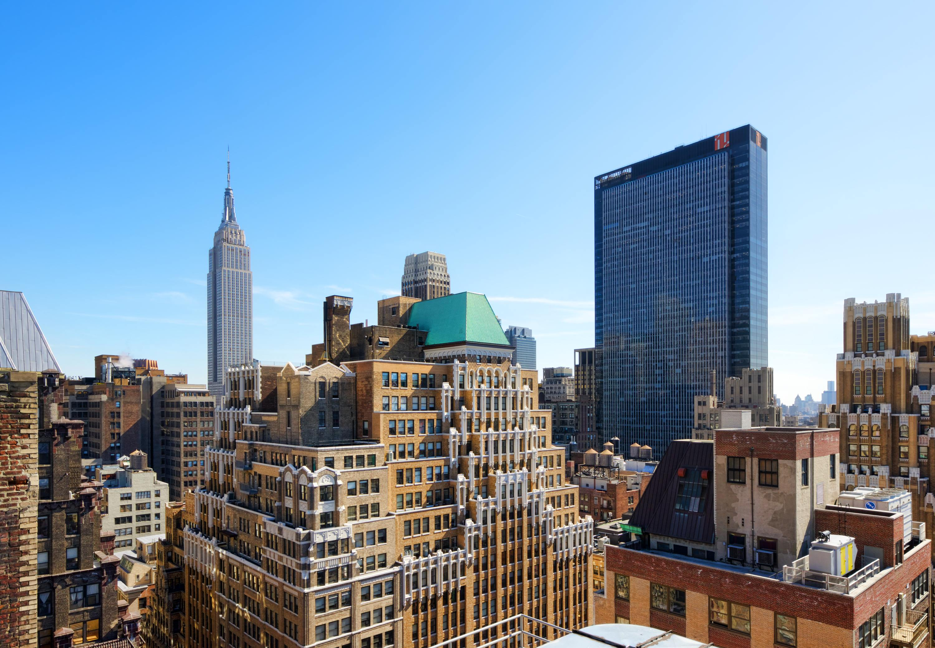 Courtyard by Marriott New York Manhattan/Times Square West image 9
