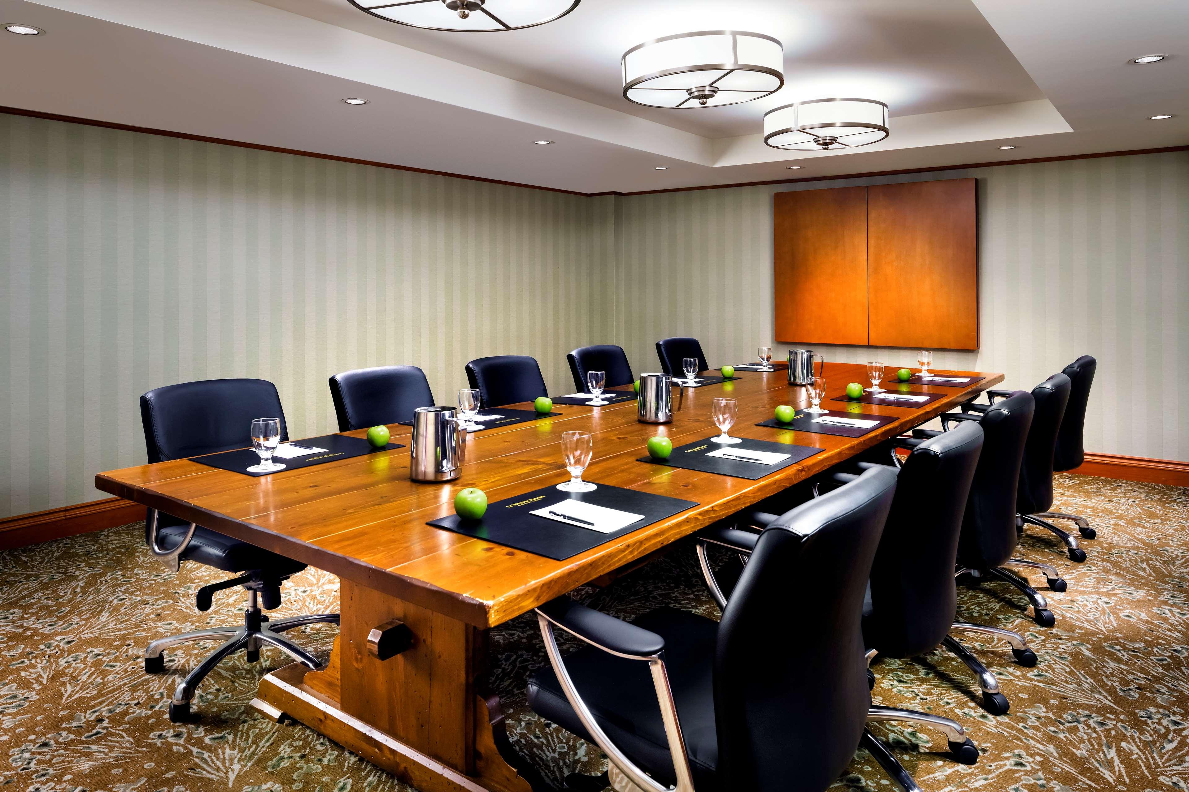 Le Westin Resort & Spa, Tremblant, Quebec à Mont Tremblant: Céleste Meeting Room