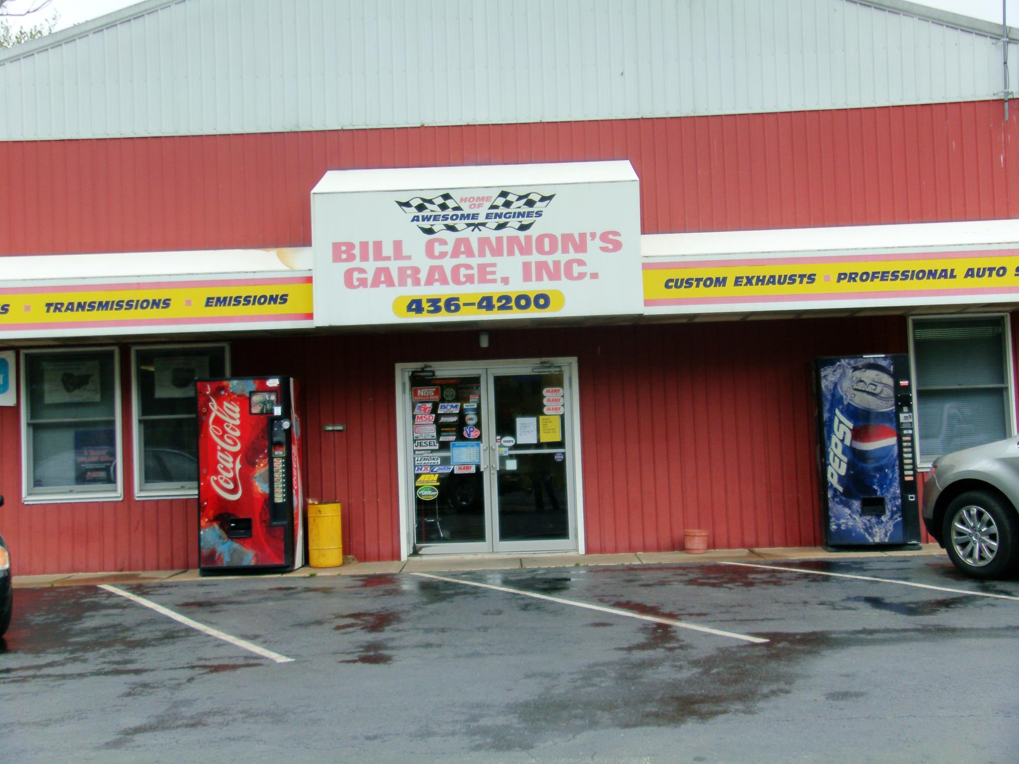 Bill Cannon's Garage, Inc image 1