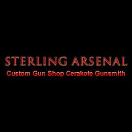 Sterling Arsenal Custom Gun Shop Cerakote Gunsmith Production Manufacturer image 0