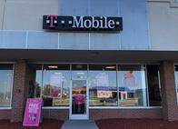 Exterior photo of T-Mobile Store at John R & Whitcomb, Madison Heights, MI