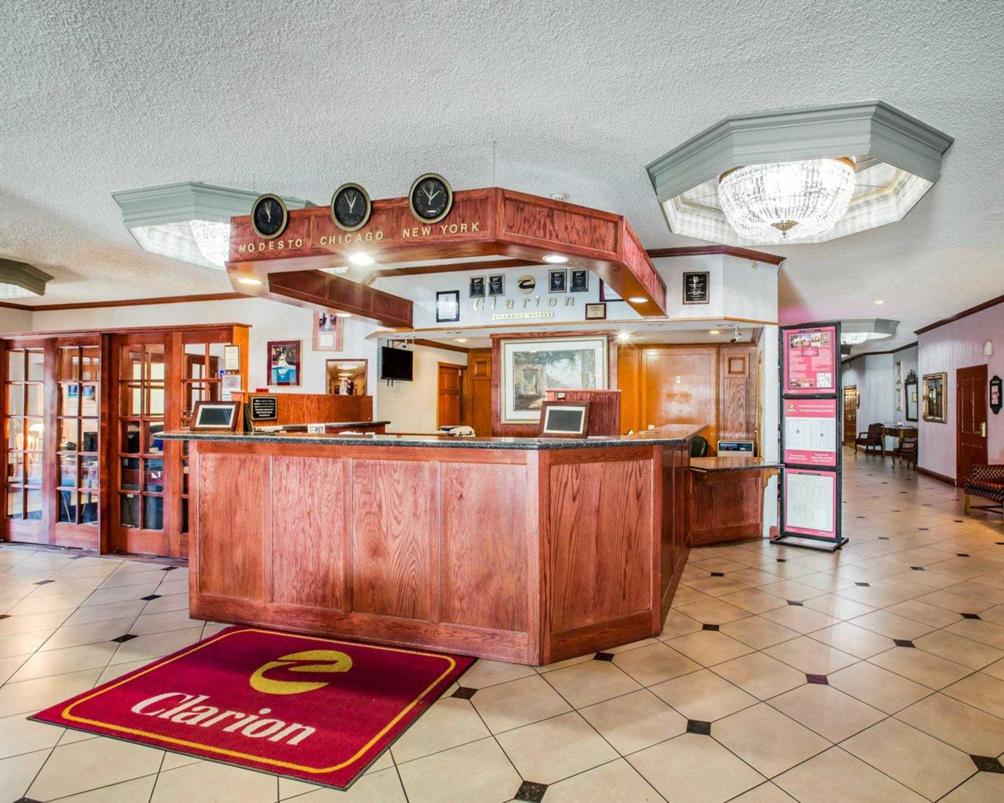 Clarion Inn Conference Center image 16